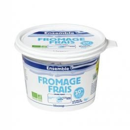 Fromage frais 20% MG 1Kg